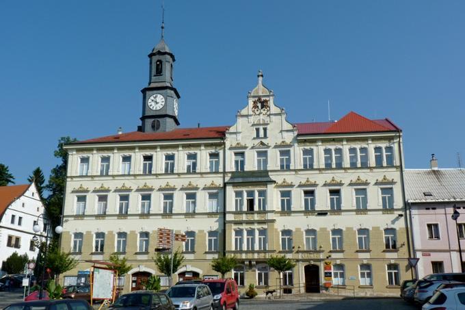 Benesov nad Ploucnici City